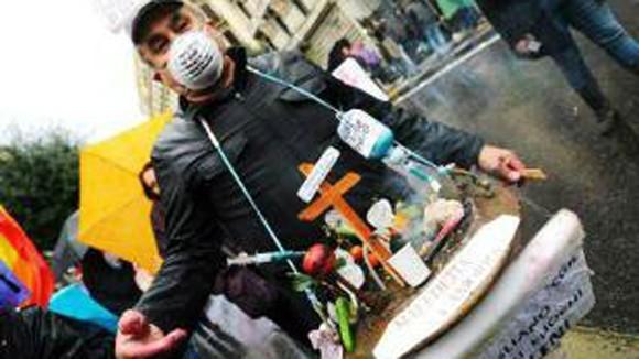 Italia: Mafia gây ô nhiễm môi trường ảnh 1