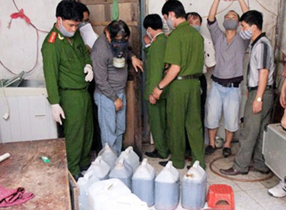 Sản xuất, buôn bán ma túy tổng hợp: Tinh vi và siêu lợi nhuận ảnh 2