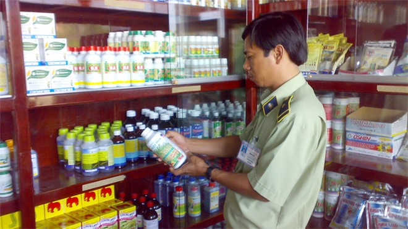 Chất lượng thuốc trừ sâu, phân bón: Kiểm tra nhiều vẫn không hiệu quả? ảnh 1