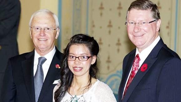 Nữ sinh viên xuất sắc Australia từng 5 năm đi làm giúp việc ở Việt Nam ảnh 1