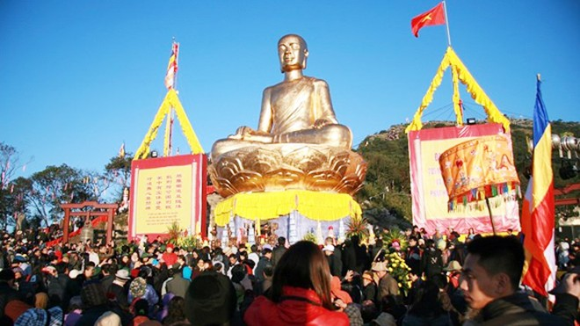 Đại lễ tưởng niệm Đức Phật hoàng Trần Nhân Tông nhập Niết bàn ảnh 1