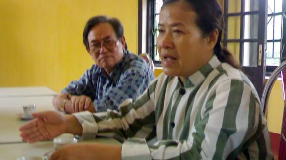 Lã Thị Kim Oanh tâm sự về khoảnh khắc nhận bản án tử hình và lá đơn ly dị trong trại giam ảnh 1