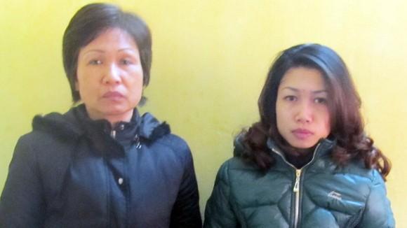 """Mẹ cùng con gái """"hợp tác"""" bán heroin ảnh 1"""