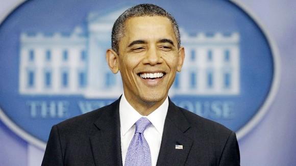 Năm thăng hoa của ông Obama ảnh 1
