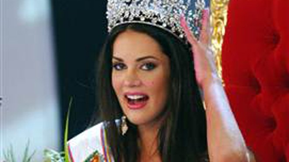 Cựu Hoa hậu Venezuela bị bắn chết ảnh 1