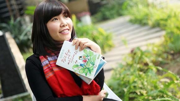 Nhà văn Nguyễn Thu Thủy: Tôi ham đủ thứ trên đời ảnh 1
