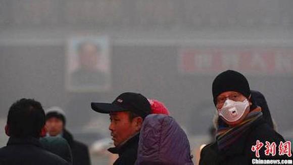 Mỗi năm, nửa triệu người chết sớm vì ô nhiễm ảnh 1