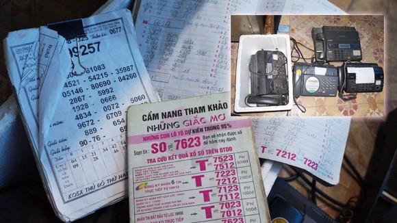 Những bà chủ quán nước ưa dùng máy fax ảnh 1