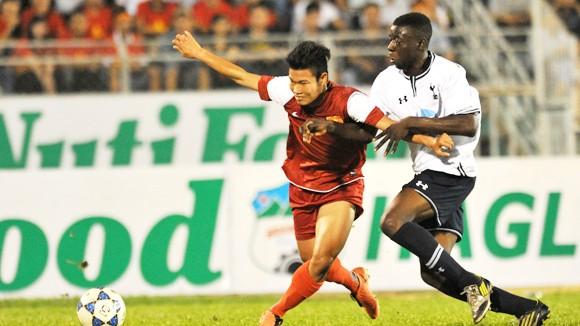 U19 Việt Nam thua U19 Tottenham 2-3: Không ảo vọng về thực lực ảnh 1