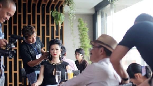 """Diễn viên Maya: """"Hiện tượng"""" của điện ảnh Việt ảnh 1"""