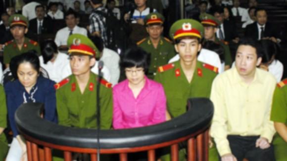 """Xét xử """"đại án"""" Huỳnh Thị Huyền Như và đồng phạm: Đề nghị 2 án chung thân ảnh 1"""