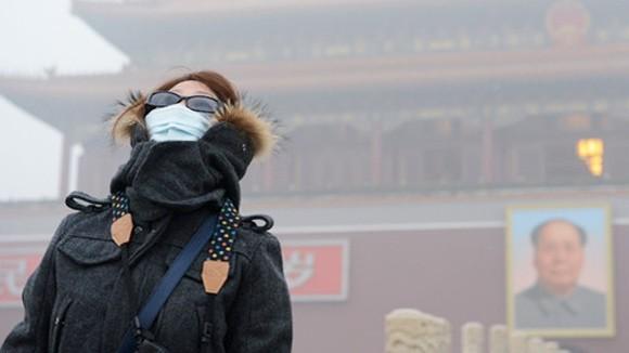 """Trung Quốc """"đau đầu"""" vì ô nhiễm không khí ảnh 1"""
