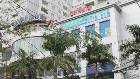 Chung cư 102 Thái Thịnh, quận Đống Đa: Không có người quản lý ảnh 1