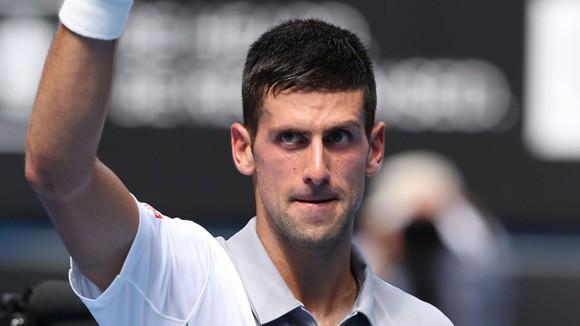 Djokovic & Serena thẳng tiến ảnh 1