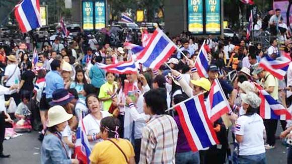 """Thủ đô Bangkok """"hạ nhiệt"""" ảnh 1"""