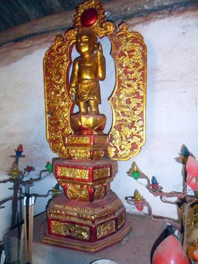 """Giải mã sự thật về """"ngôi chùa"""" cầu được mưa và pho tượng biết """"vi hành"""" ảnh 1"""
