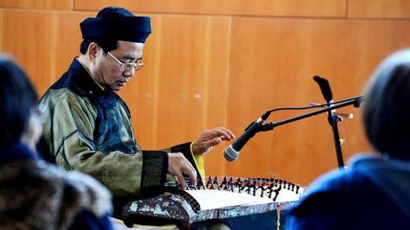 Âm nhạc Việt Nam tạo cảm giác yên bình ảnh 1
