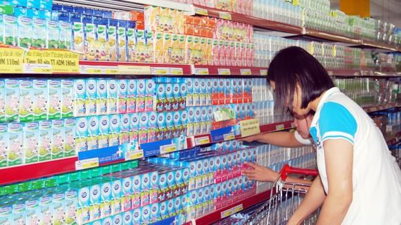 Sữa lại tăng giá ảnh 1