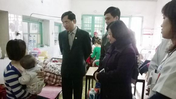 Hà Nội: Khoảng 40.000 trẻ dưới 5 tuổi có nguy cơ mắc sởi ảnh 1