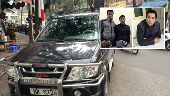 Bắt gọn ổ nhóm trộm cắp, tiêu thụ phụ tùng ô tô ảnh 1
