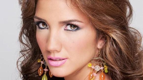 Hoa hậu Du lịch Venezuela bị bắn chết ảnh 1