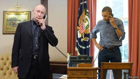 """Nga - Mỹ """"khẩu chiến"""" ảnh 1"""