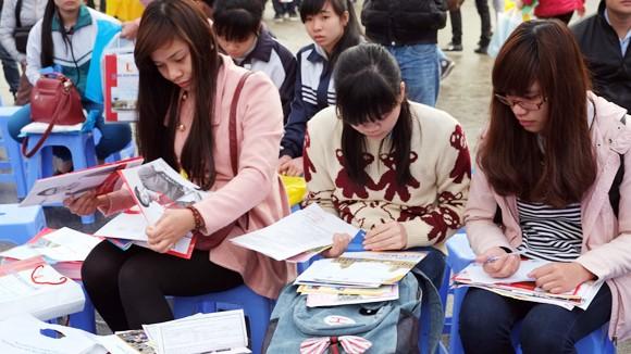 Tuyển sinh ĐH, CĐ 2014: Thay đổi mẫu đăng ký dự thi ảnh 1