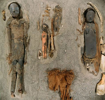 Những xác ướp kỳ bí vùng sa mạc Chile ảnh 3