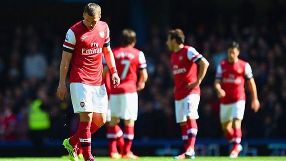 Arsenal - Bạc nhược và khó hiểu ảnh 1
