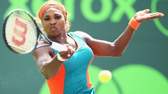 Serena vào chung kết với Li Na ảnh 1