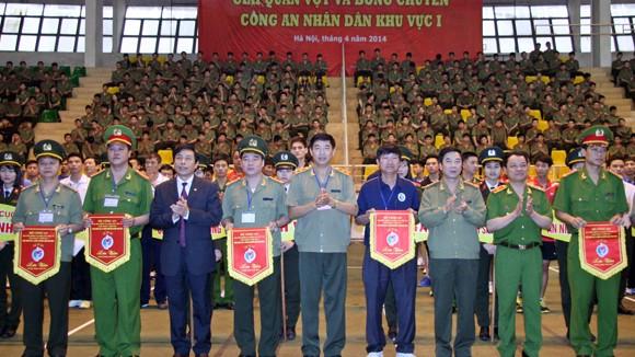 Hướng tới Đại hội khỏe Vì an ninh Tổ quốc lần thứ 7 ảnh 1