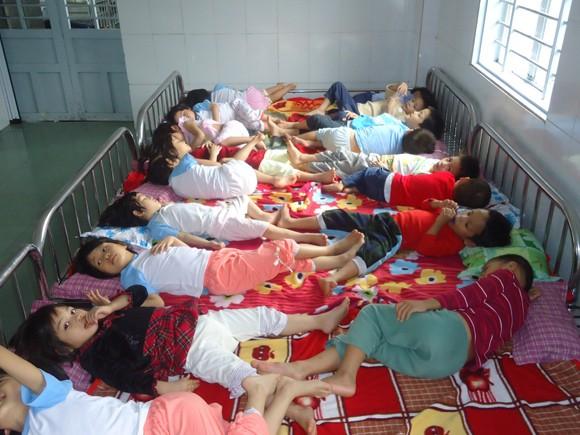 Ngôi chùa có 20 sư cô làm mẹ của 200 đứa con ảnh 2