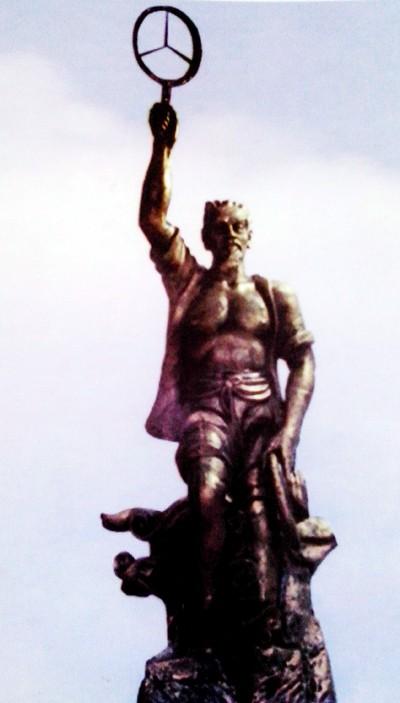 Nhà điêu khắc Lê Đình Quỳ: Người nổi tiếng nhưng khiêm nhường ảnh 1