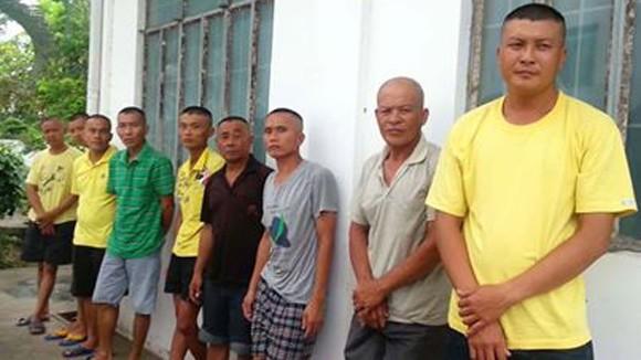 Philippines bắt giữ 8 người Trung Quốc khai thác vàng trái phép ảnh 1