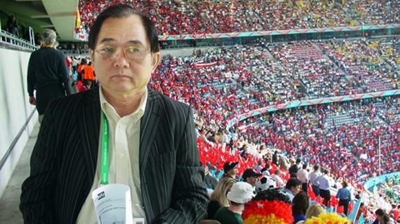 Lần ngồi ghế Chủ tịch FIFA ảnh 1
