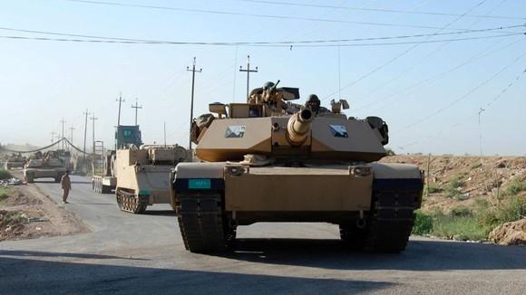 Iraq: Giao tranh ác liệt tại thành phố Tikrit ảnh 1