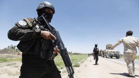 Arập Xêút điều 30.000 quân tới biên giới Iraq ảnh 1