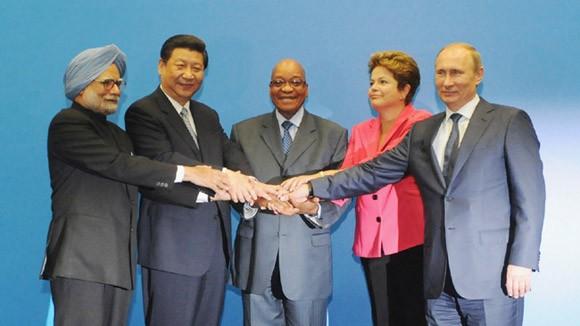 BRICS tìm cách thoát phương Tây ảnh 1