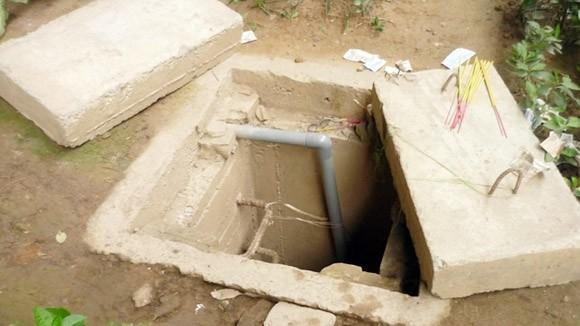Người đàn ông 87 tuổi chết dưới cống thoát nước ảnh 1