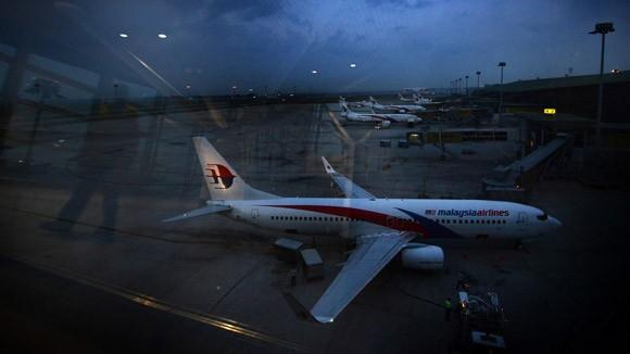 Máy bay Malaysia Airlines suýt va chạm ảnh 1