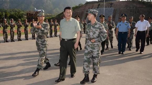 Trung Quốc quyết trừng trị tham nhũng trong quân đội ảnh 1