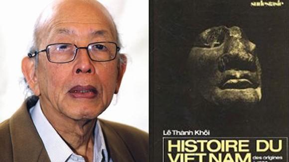 Tọa đàm về sách sử của Giáo sư Lê Thành Khôi ảnh 1