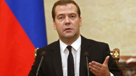 Tài khoản Twitter của Thủ tướng Nga bị tin tặc tấn công ảnh 1