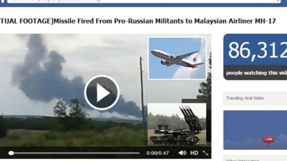 Ăn theo vụ MH17: Lập web đen trục lợi, đổ xô mua vé số 1717, 777 ảnh 1
