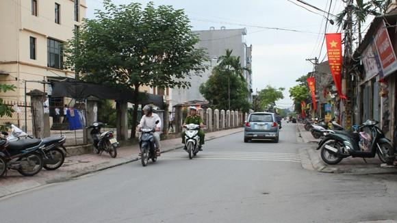 Hà Nội đặt tên 24 đường phố mới ảnh 1