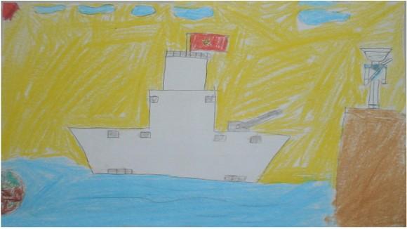 Thư gửi các chiến sĩ canh giữ biển đảo Quê hương ảnh 1