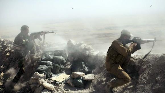 Mỹ tuyên bố tiêu diệt IS đến cùng ảnh 1