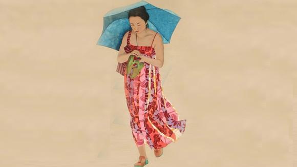 Khoảnh khắc Việt qua góc nhìn nghệ sỹ Ý ảnh 1