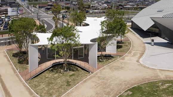 Kiến trúc sư Nhật Bản hiến kế ảnh 1