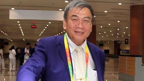 Trưởng đoàn Lâm Quang Thành